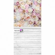 Фотофон Розы и белые доски