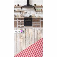 Фотофон Кухня и белые доски