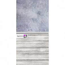 Фотофон Серая стена и серые доски