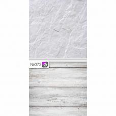 Фотофон Серый камень и потертые белые доски