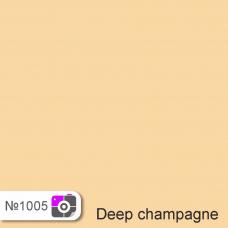 Фотофон Насыщенное шампанское однотонный