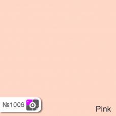 Фотофон Розовый однотонный